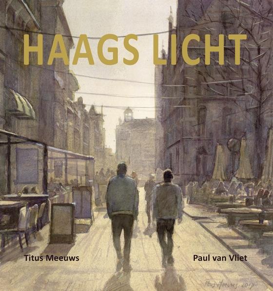 Haags Licht omslag voorzijde
